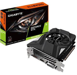 Tarjeta gráfica Gigabyte GeForce GTX1650 4GB