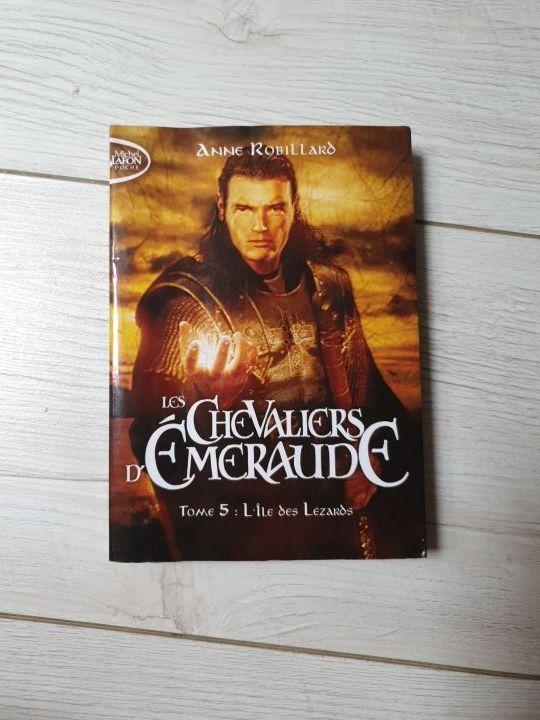 Les Chevaliers d'Émeraude: Tome 5