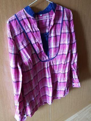 Camisa premama talla 42/L