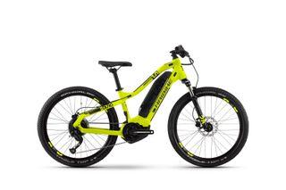 "Bicicleta eléctrica para niños 24"""