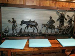Cuadro Don Quijote