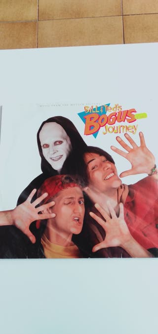 Vinilo Bill & Ted's bogus journey