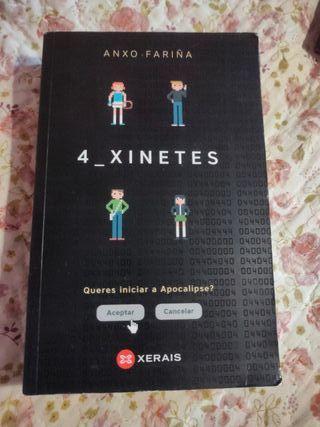 Libro 4 Xinetes