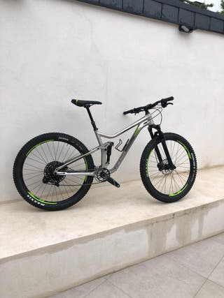 Bici Enduro Merida ONE Forty 600 2019 - Talla M