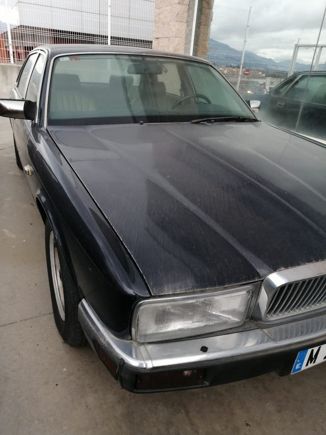 Jaguar sovereing 1987