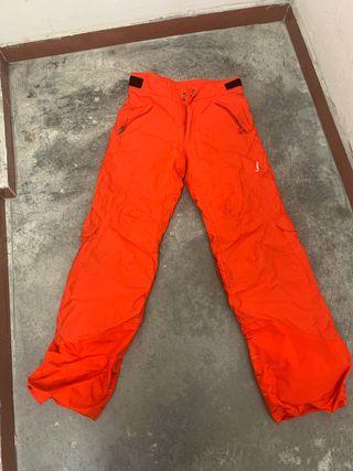 Pantalón esquí talla 16