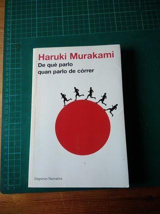 De Que Parlo Quan Parlo De Córrer Haruki Murakami De Segunda Mano Por 5 En L Escala En Wallapop