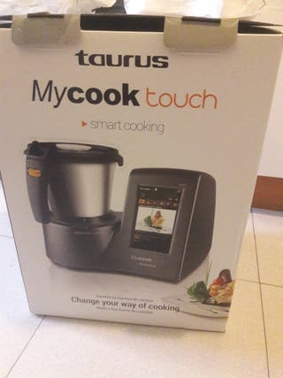 Robot cocina nuevo Taurus mycook.Wifi
