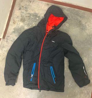 Chaqueta / abrigo esquí talla 16