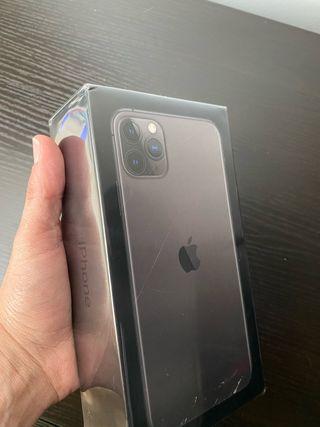 iPhone 11 Pro Max de 512gb precintado