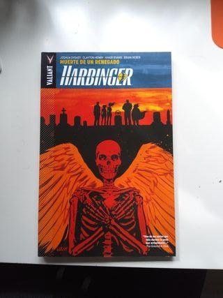 Harbinger 5 Muerte de un renegado