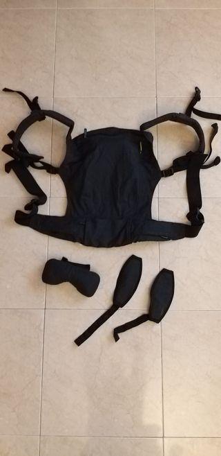 mochila portabebe ergonómica 4g de boba