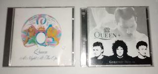 CD'S QUEEN