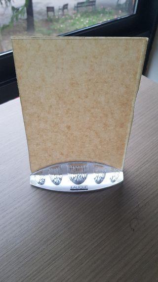Marco de fotos cristal marca Lalique - Art Déco