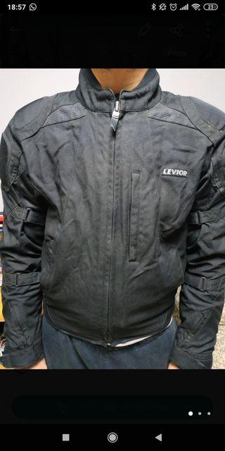 Chaqueta Moto Levior