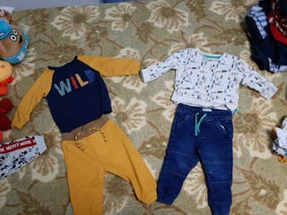 Ropa bebe 9- 12 meses