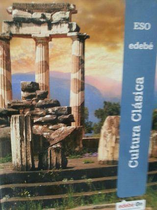 Libro Cultura Classica Eso.