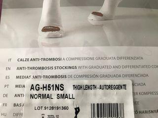 Medias Anti-trombos. Talla S. marca Sanyleg