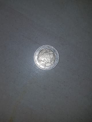 moneda griega de 2 euros
