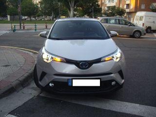 Toyota C-HR modelo 2018 hibrido advance