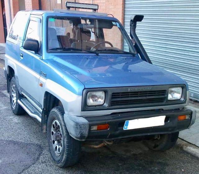 Daihatsu Feroza 1992 de segunda mano por 1.450 € en ...