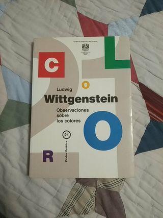 Observaciones sobre los colores - Ludwig Wittgenst
