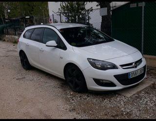Opel Astra st 2015