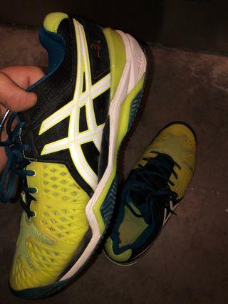Zapatillas padel belasteguin