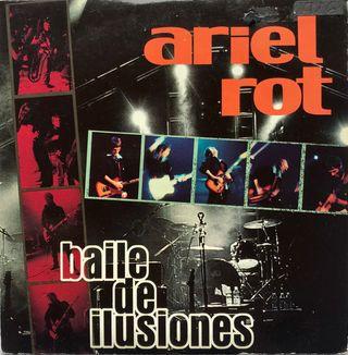 CD Single Ariel Rot Baile de Ilusiones