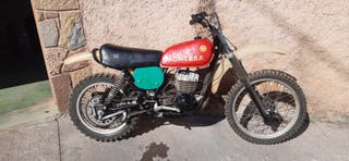MONTESA ENDURO ANTIGUA