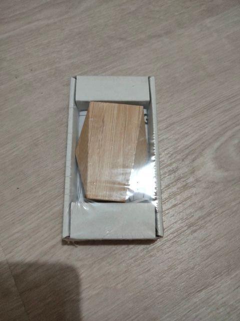 toallero colgador madera NUEVO