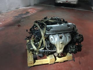 Honda eg ej motor