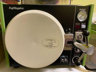 Autoclave manual fujikogaku