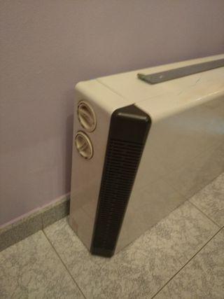 acumulador radiador eléctrico