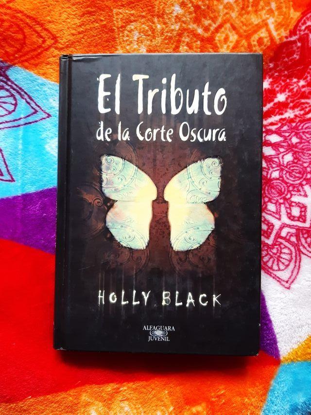 El Tributo De La Corte Oscura Holly Black De Segunda Mano Por 13 Eur En Almagro En Wallapop