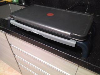 Plancha eléctrica cocina