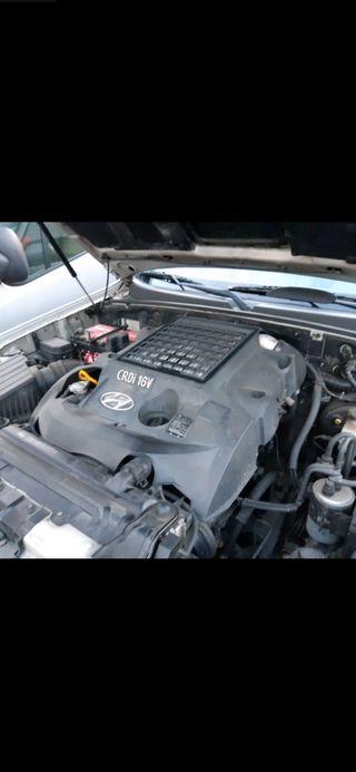 motor hyundai terracan 2.9 crdi J3