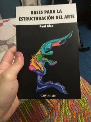 Bases para la estructuración del arte - Paul Klee
