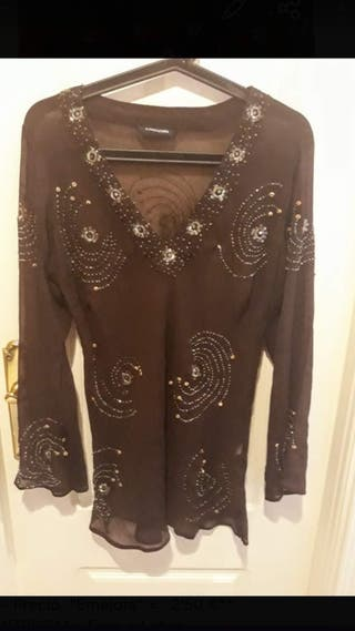 """BLUSA """"DUNNES STORES"""" (T.42/44)*"""