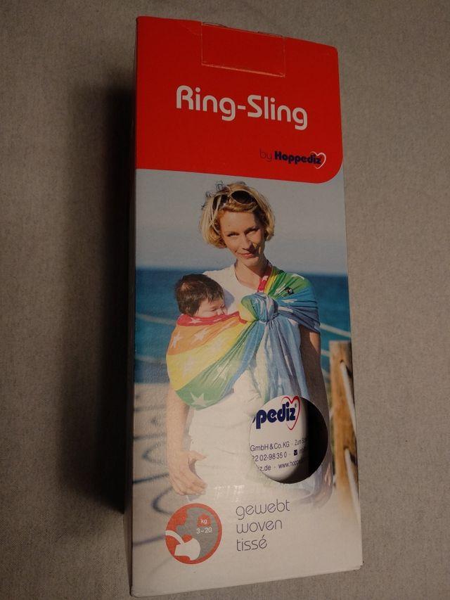 bandolera portabebe Ring-Sling Hoppediz