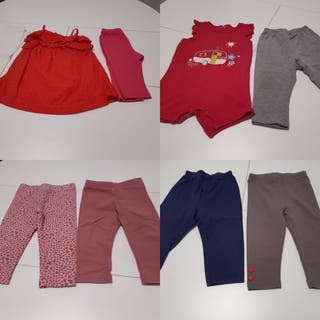 Pack Ropa niña: 6-9, 9-12 i 12-18m