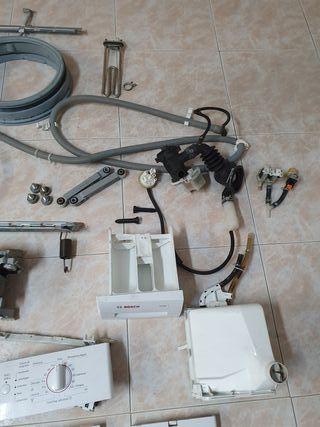 Despiece Lavadora Bosch Maxx 7