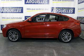 BMW X4 X4 xDrive30dA M Sport 258cv FULL EQUIPE