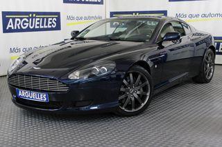 Aston martin DB9 5.9 Coupé 457cv Touchtronic 2 NACIONAL