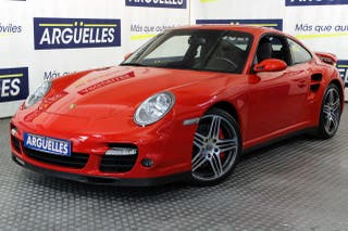 Porsche 911 Turbo Tiptronic 480cv Nacional