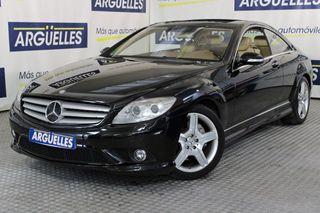 Mercedes Clase CL CL 500 AMG 388cv Muy Equipado