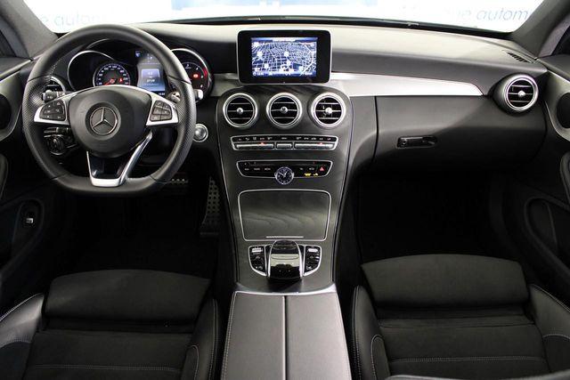 Mercedes Clase C C 220 d Coupe AMG Line