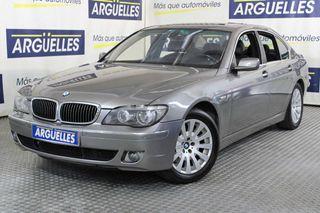 BMW Serie 7 750 i AUT 367cv Muy equipado
