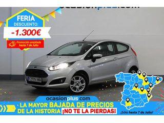 Ford Fiesta 1.25 Trend 60 kW (82 CV)