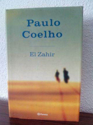 """Libro """"El zahir"""" de Paulo Coelho"""
